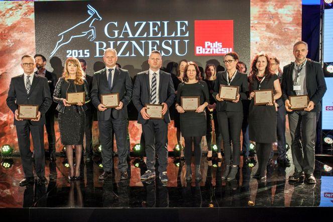 Gazela Biznesu 2015