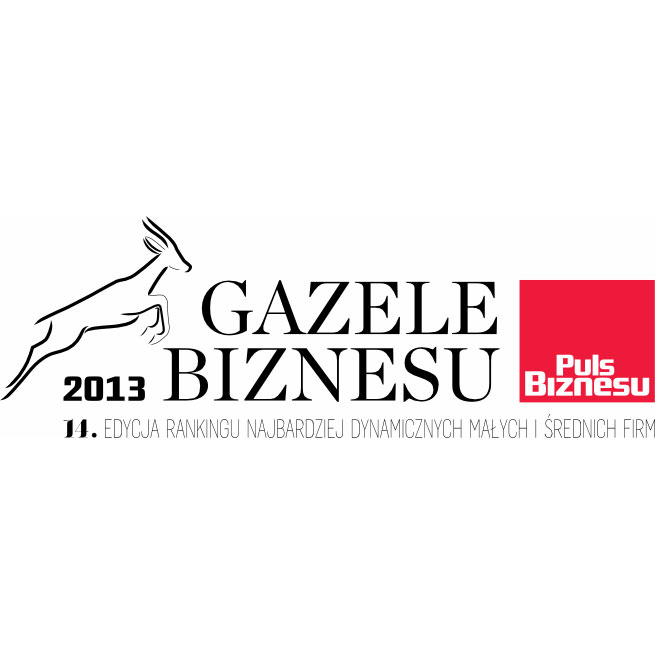 Mirox w gronie nominowanych do Gazel Biznesu 2013