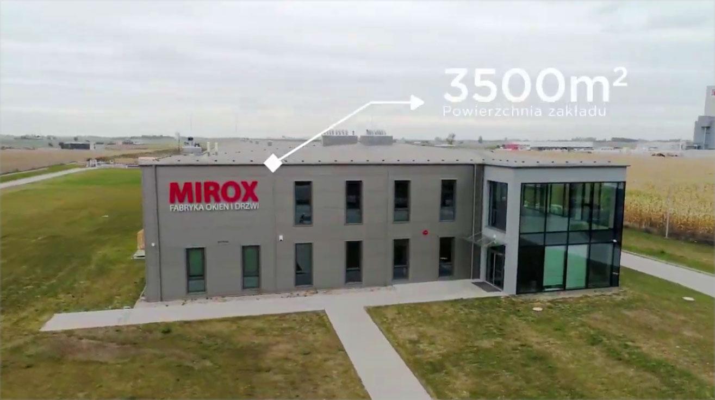Skąd pochodzi jakość okien MIROX?