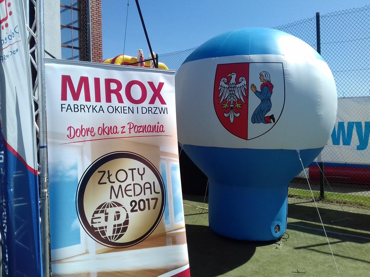 Fabryka Okien i Drzwi MIROX w Pobiedziskach