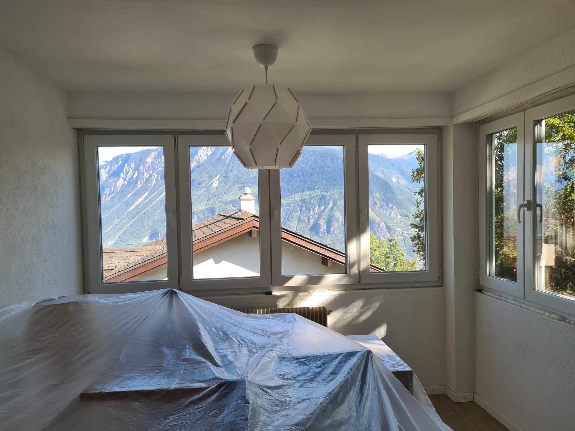 MIROX - polskie okna renowacyjne w Szwajcarii