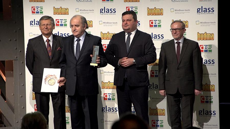 Złoty medal dla MIROX - oficjalne wręczenie nagrody