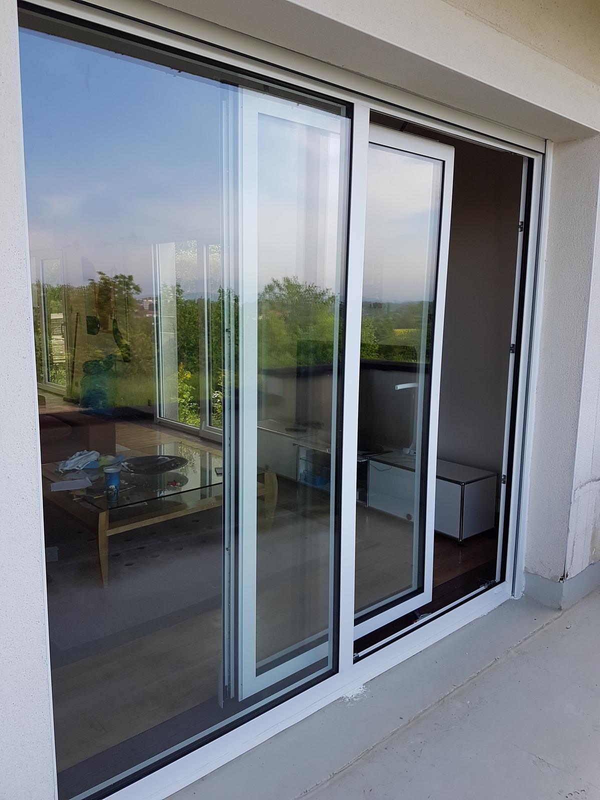 Okna i drzwi tarasowe MIROX we Francji