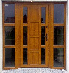 Drzwi PCV MIROX Poznań