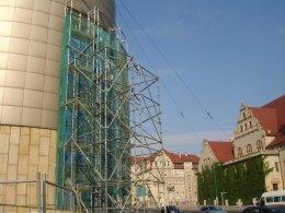 Fasada aluminiowa - MIROX Poznań