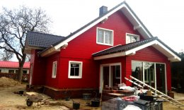 Okna MIROX ID 4000 dotarły do Friesland - Niemcy