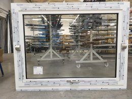 Okno obrotowe ALUPROF MB-60 PIVOT