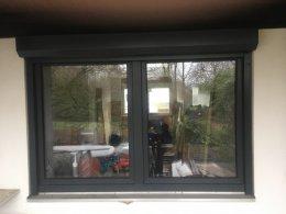 Montaż okien i drzwi MIROX w Niemczech