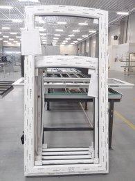 Okna PVC - nietypowe kształty