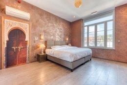 Okna Mirox w Hotelu w stylu marokańskim