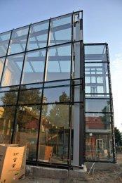 okna, drzwi, zadaszenie i fasady aluminiowe MIROX Poznań