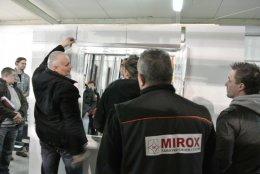 Ciepły montaż okien - Mirox - Budma 2013 Poznań