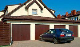 Bramy garażowe uchylne MIROX Poznań