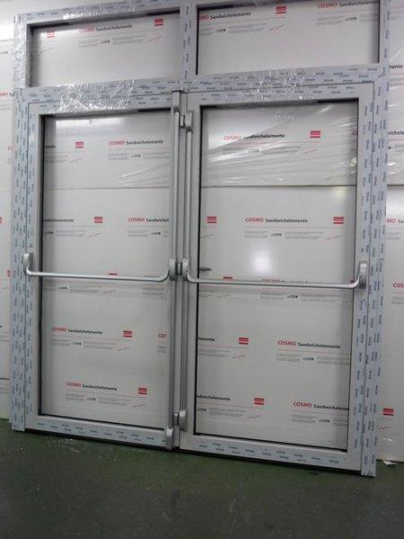 Wspaniały Drzwi aluminiowe - antypaniczne | Mirox Okna Drzwi PCV Poznań GK22