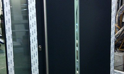 Drzwi aluminiowe PONZIO PE 68
