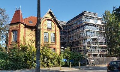 Fasada aluminiowa Blyweert - MIROX Poznań