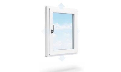 Okna z innowacyjną funkcją wietrzenia