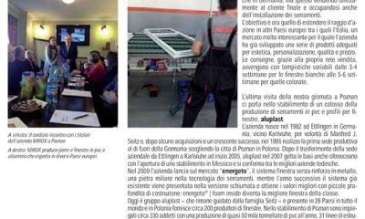 Włoscy eksperci doceniają jakość okien MIROX