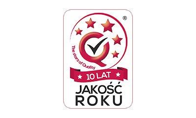 Otrzymaliśmy nominację do tytułu JAKOŚĆ ROKU 2015