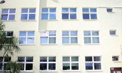 178 okien MIROX ID 4000 w Szkole Podstawowej nr 44 w Łodzi