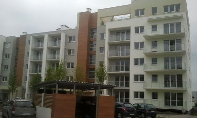 Okna i drzwi MIROX na nowym osiedlu Reduta Nowe Podolany