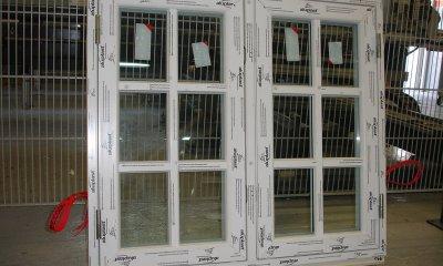 Okna skandynawskie - otwierane na zewnątrz