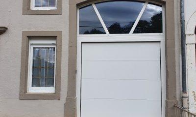 Okno typu FIX z łukiem