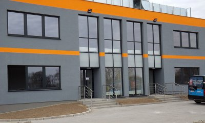 Okna PVC oraz fasady aluminiowe