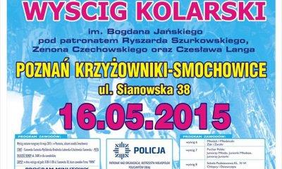 MIROX sponsorem XVII Międzynarodowego Wyścigu Ulicznego im. Bogdana Jańskiego