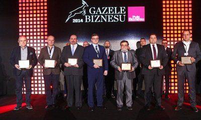 Gazele Biznesu 2014 MIROX Fabryka okien Poznań