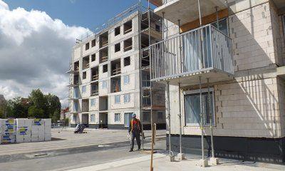 Ponad 500 okien MIROX PVC w mieszkaniach przy ulicy Rolnej w Poznaniu