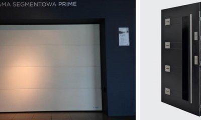 drzwi stalowe KMT Plus 75 passiv, nowa generacja bram segmentowych